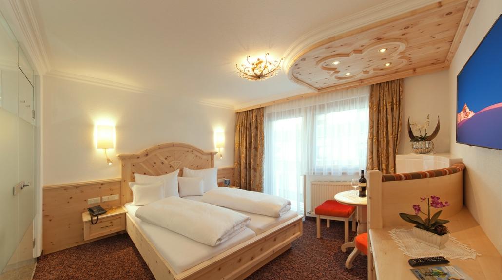 Hotel Garni Pazanella Ischgl_Doppelzimmer