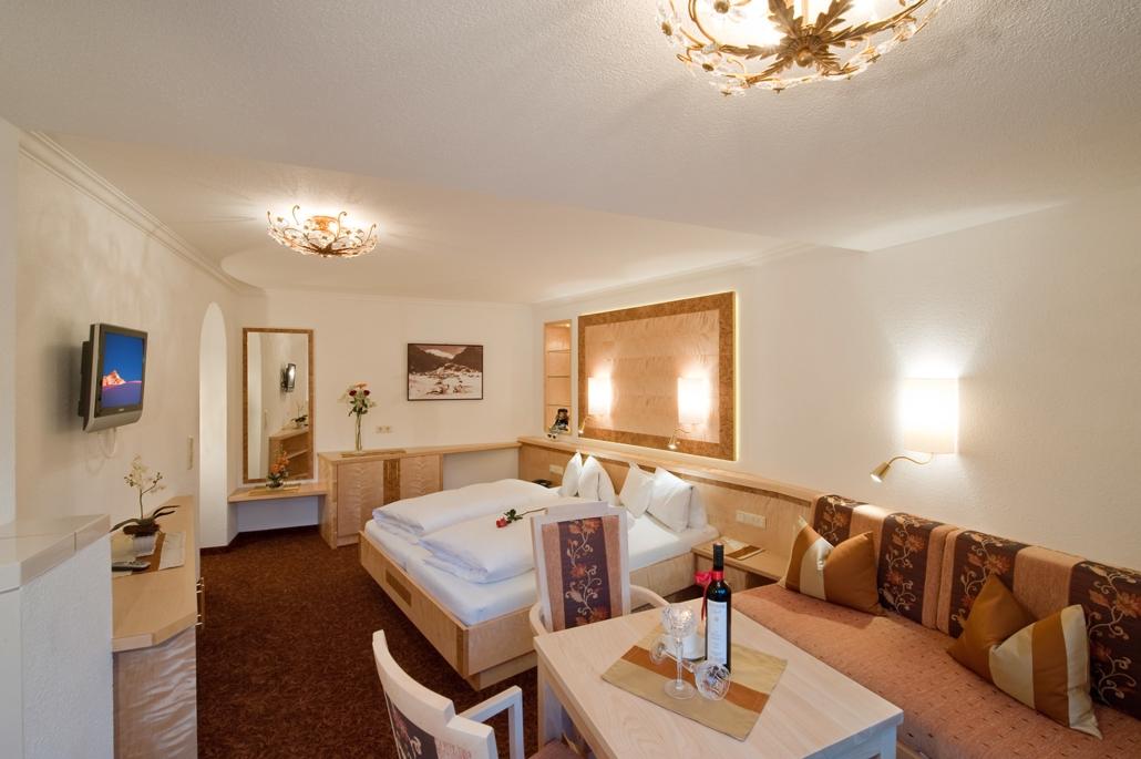 Hotel Garni Pazanella Ischgl_Suite